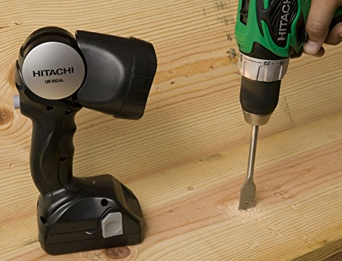 Hitachi DS18DSAL 18-Volt Compact Pro Driver Drill with Flashlight