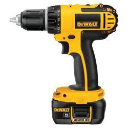 Dewalt Dcd760kl 18 Volt Cordless Drill Driver Kit