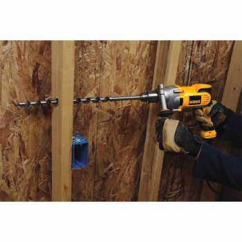 DEWALT DWD210G drilling wood