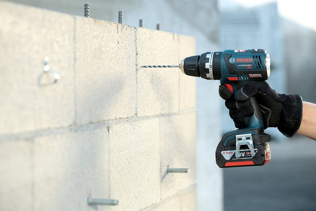 How to Drill Concrete