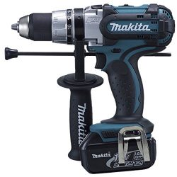 Makita BHP454 18-Volt LXT 1/2-Inch Lithium-Ion Cordless Hammer Drill Kit