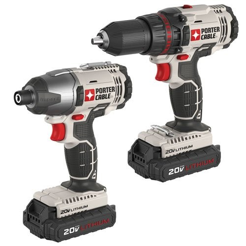 PORTER-CABLE PCCK604L2 20V Max Lithium-Ion